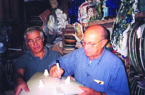 Atelier Rissicone – La ceramica nell'arte contemporanea