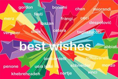 Best Wishes 2012