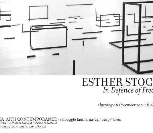 Esther Stocker – In Defence of Free Forms