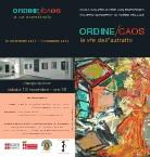 ORDINE/CAOS. Le vie dell'astratto