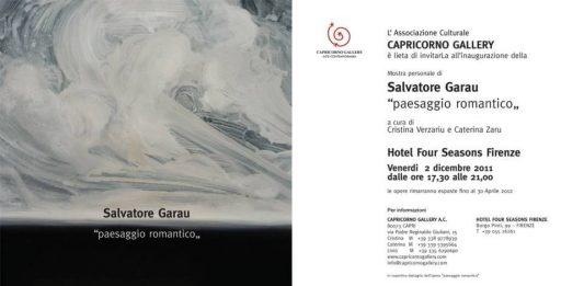 Salvatore Garau – Paesaggio romantico