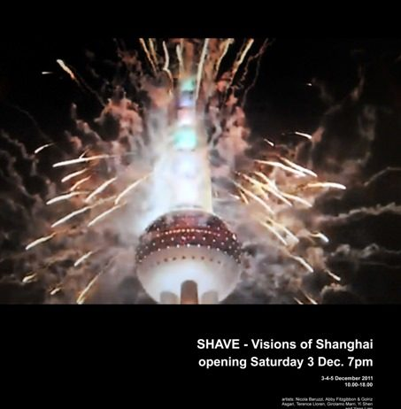 Shave – Visions of Shanghai