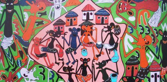 Arte contemporanea dall'Africa. Appunti da una collezione privata