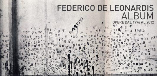 Federico De Leonardis – Album opere dal 1976 al 2012