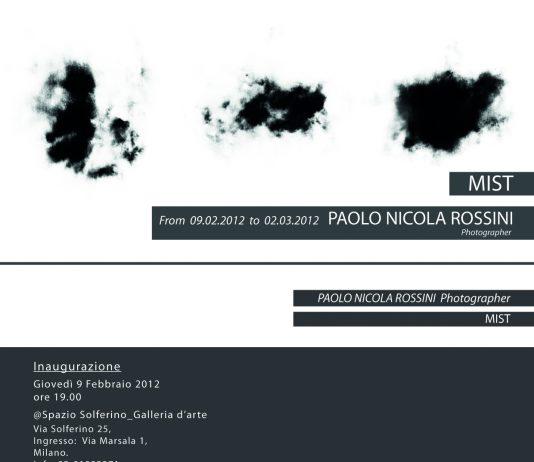 Paolo Nicola Rossini – Mist