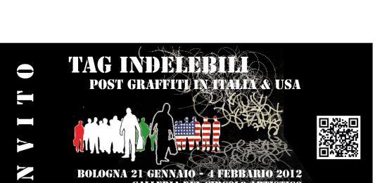Tag indelebili. Post graffiti in Italia & Usa