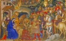 Bagliori dorati. Il Gotico internazionale a Firenze 1375-1440  1375-1440