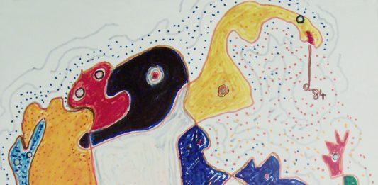 Gillo Dorfles – Diario d'artista. Opere grafiche 1930-2012