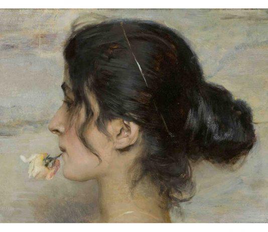 Volti e Luoghi nella pittura italiana dell'800