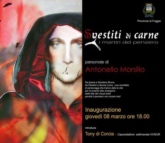 Antonello Morsillo – Svestiti di carne
