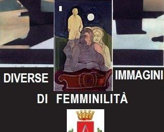 Diverse immagini di femminilità