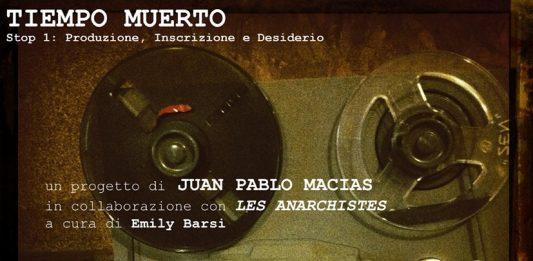 Juan Pablo Macías – Tiempo muerto