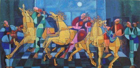 Mike Ciafaloni – Arte…un sorriso per la mente  / Collettiva: Arte…un sorriso per la mente