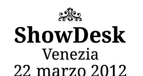 ShowDesk Venezia