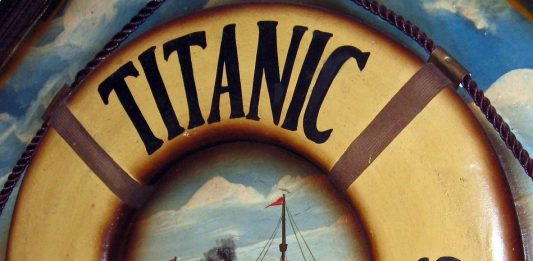 Titanic. L'affondo dell'Art Nouveau