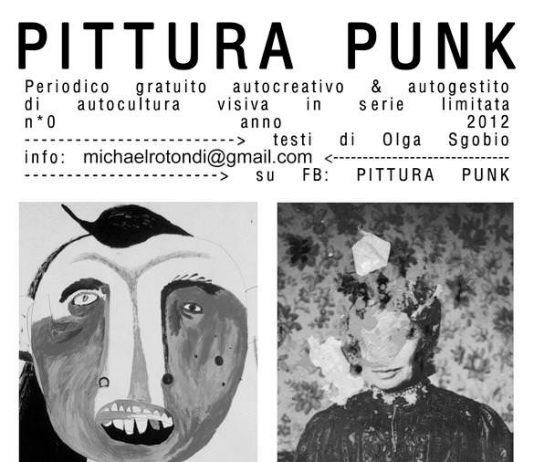 Pittura Punk + finissage  Giulio Zanet – Scuse per viaggiare