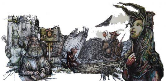 Alessandro Caligaris – Idoli & rovine