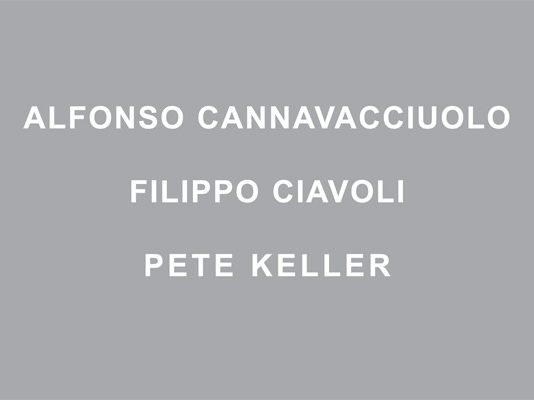 Alfonso Cannavacciuolo / Filippo Ciavoli / Pete Keller