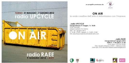 On Air_Radio Upcycle