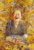 Fang Lijun – Il precipizio sopra le nuvole