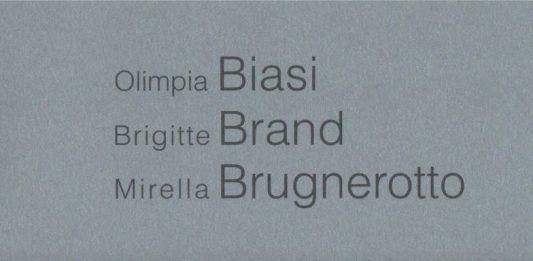 Olimpia Biasi / Brigitte  Brand / Mirella  Brugnerotto