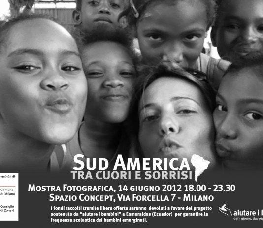 Sud America, tra cuori e sorrisi