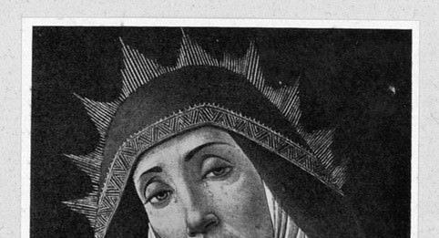 SANDRO BOTTICELLI 'PERSONA SOFISTICA' Novità e restauri delle opere dell'Accademia Carrara di Bergamo