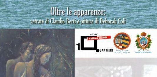CandelarArte: Claudio Berti / Deborah Coli – Oltre le apparenze