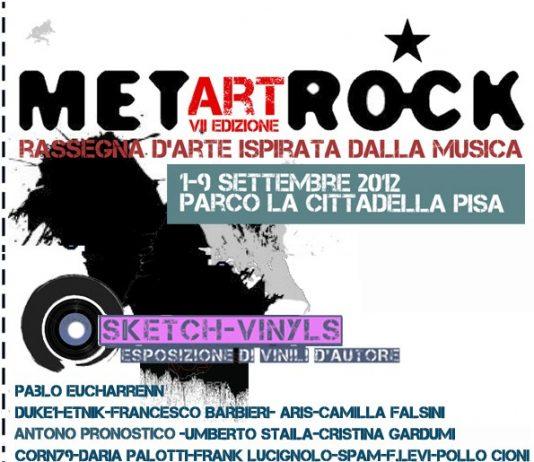 Metarock. Rassegna d'arte ispirata dalla musica
