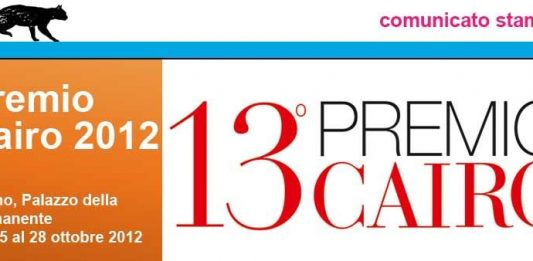 13° Premio Cairo