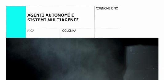 ACCADEMIE EVENTUALI 2: Michele Di Stefano/MK / Margherita Morgantin – Agenti autonomi e sistemi multiagente