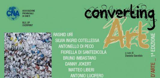 CONVERTING ART. CON / VERSIONI D'ARTE – 1A Edizione