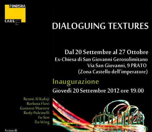 Dialoguing Textures