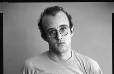 KEITH HARING EXTRALARGE. THE TEN COMMANDMENTS, THE MARRIAGE OF HEAVEN AND HELL