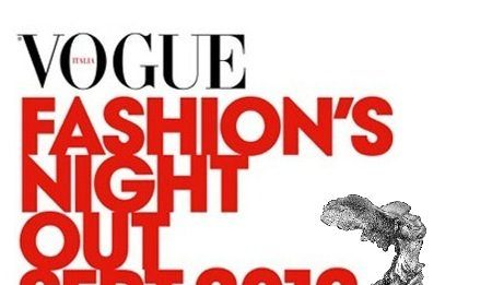 L'Arte va di Moda. Vogue Fashion's Night Out