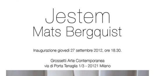 Mats Berquist – JESTEM