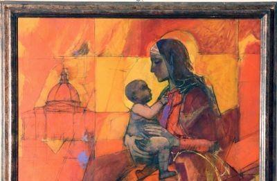 OLTRE LA NOTTE  Artisti Romani per il Divino Amore