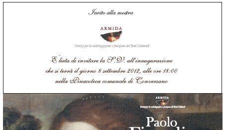 Paolo Finoglio e il suo seguito. Pittori a Conversano nei decenni centrali del Seicento