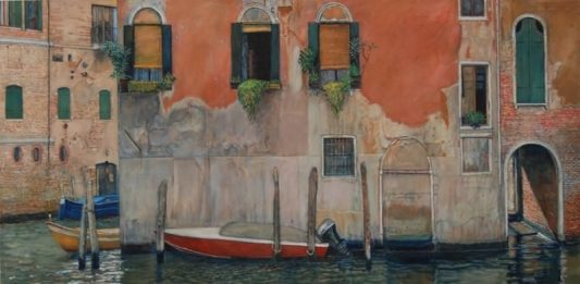 Tom Parish – Canti Silenziosi di Venezia/Silent Songs of Venice