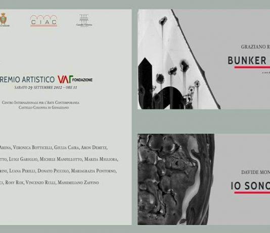 V Premio Artistico Fondazione VAF