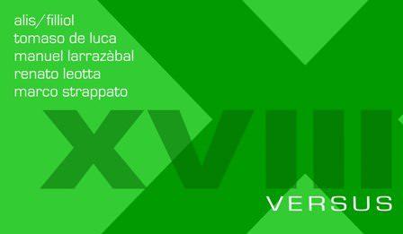 VERSUS XVIII