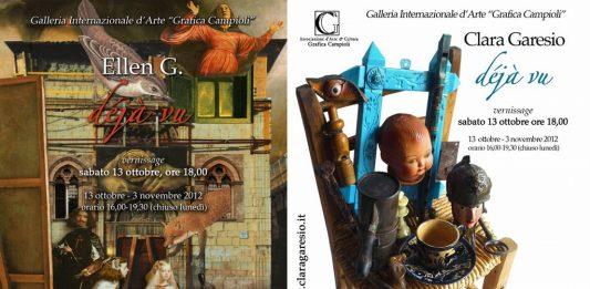Clara Garesio / Ellen G. – Dejà vu