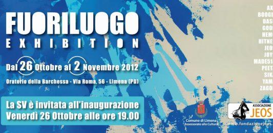 Fuoriluogo exhibition