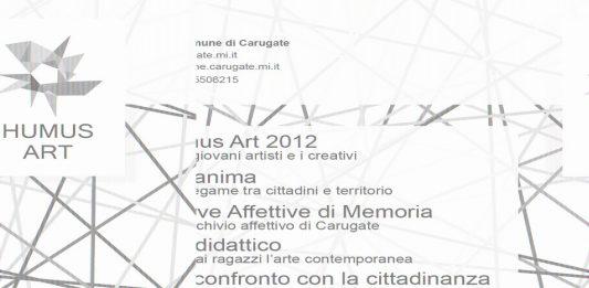 Humus Art – Biennale di Arte Pubblica di Carugate