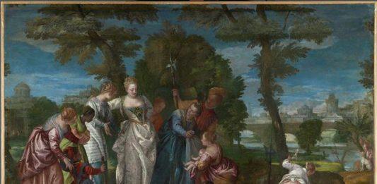 I colori della seduzione. Giambattista Tiepolo e Paolo Veronese