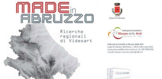 MadeinAbruzzo:Videoarte dal MAAAC Nocciano
