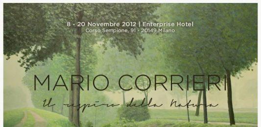 Mario Corrieri – Il respiro della natura
