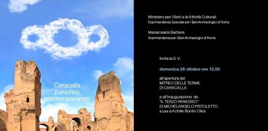 Michelangelo Pistoletto – Il Terzo Paradiso