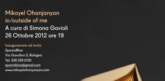 Mikayel Ohanjanyan – In/Outside of me