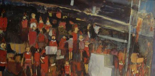 Premiazione Premio di Pittura Carlo Dalla Zorza 20123